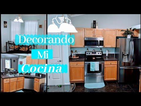 Ideas Para Decorar Tu Cocinadecorando Mi Cocina Pequeña 2019 Andrea Salas