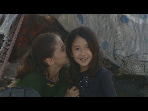 Lesbos humanitarian crisis