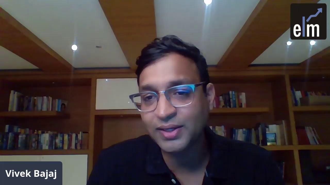 Live with Vivek Bajaj