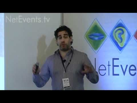 Nir Zuk, Founder and CTO, Palo Alto Networks Keynotes at NetEvents Thailand 2011