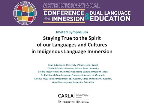 Staying True to the Spirit of our Languages and Cultures in Indigenous Language Immersion