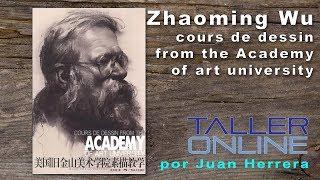 Zhaoming Wu Dibujos, carbonilla, retratos, desnudos.. por Juan Herrera