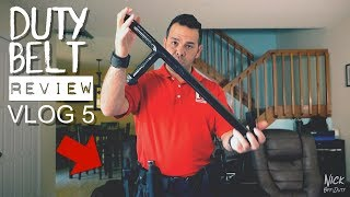Nick Off Duty: Police Duty Belt Review
