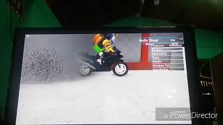 Suzuki motorcycle (roblox vehicle simulator)