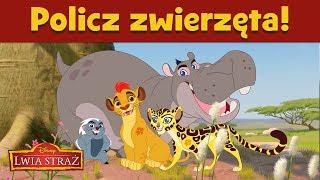 Lwia Straż - Policz zwierzęta! Tylko w Disney Junior!