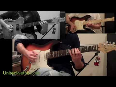 how to play livin on a prayer on acoustic guitar