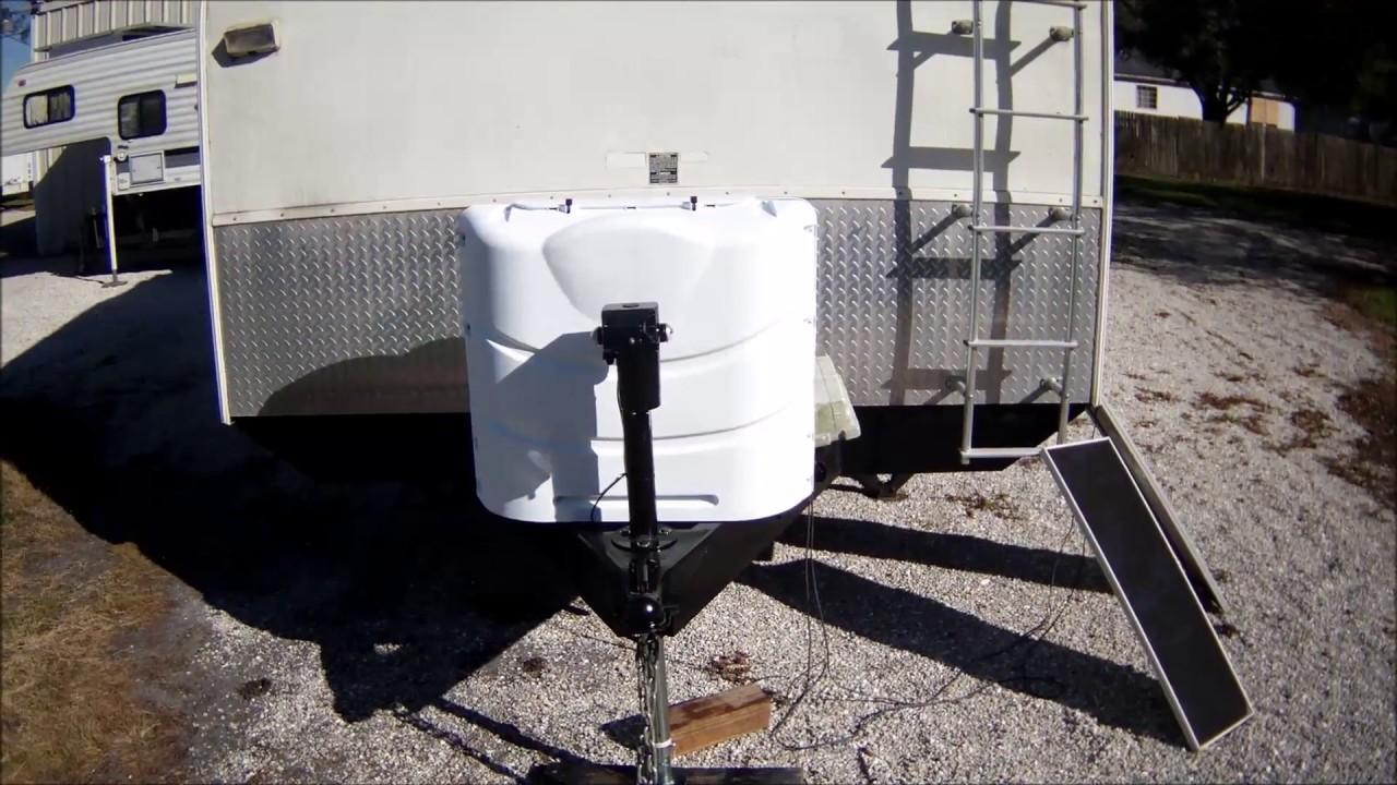 99 electric trailer jack  [ 1280 x 720 Pixel ]