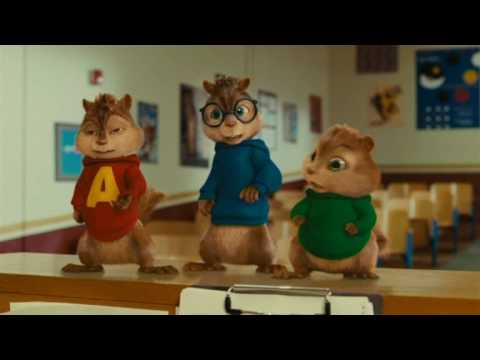 Alvin and the Chipmunks Clip