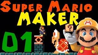 Let's Play Super Mario Maker [1] - Die Büchse der Pandora