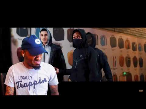 SL - Genes (ft. Chip) [Music Video]   GRM Daily   REACTION
