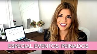 ESPECIAL EVENTOS   P. 3: Peinados   Trendy Taste