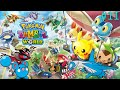 Let's Play Pokemon Rumble World:  Part 11 - Mowing The Sea Basin
