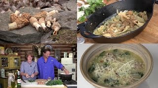 Morel Mushrooms, Alpaca Fiber and Italian Wedding Soup (Episode #416)