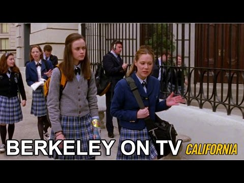 "CALIFORNIA - This mashup shows what TV writers think of ""Berkeley."""