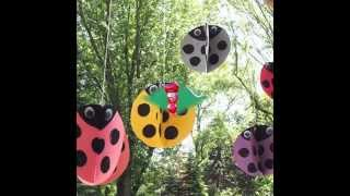 Easy Diy Outdoor Crafts For Kids