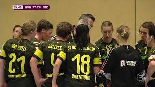 Handball: Noch 3 Minuten ! Bor. Dortmund-VfL Oldenburg !!!