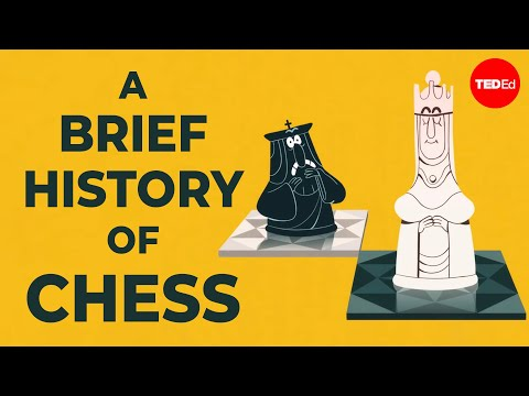 A Brief History of Chess: An Animated Introduction to the 1,500-Year-Old Game