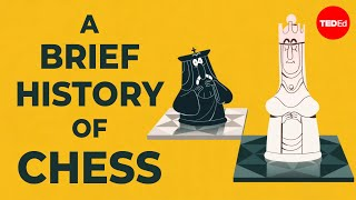 A brief history of chess  Alex Gendler