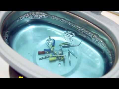 Стерилизация и дезинфекция в стоматологии