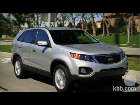 2010 kia sorento review kelley blue book youtube. Black Bedroom Furniture Sets. Home Design Ideas
