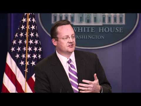 Gibbs Comments on Egypt Foreign Minister's NewsHour Interview
