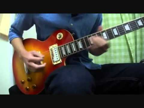 AKB48メドレーをギターで弾いてみた