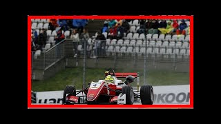 European F3 Red Bull Ring: Schumacher wins from pole, Ticktum crashes | k production channel
