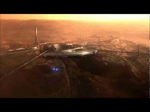 Mass Effect 3 Mars theme extended