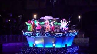 4K Fantasmic!Tokyo DisneySEA オチェーアノ・テラス