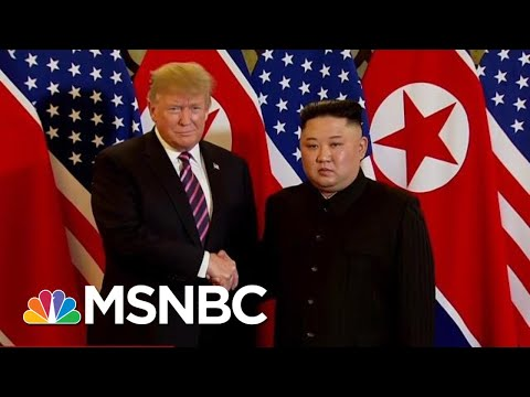 Key Takeaways And Next Steps After Donald Trump/Kim Jong Un Summit | Andrea Mitchell | MSNBC