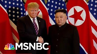 Key Takeaways And Next Steps After Donald Trump/Kim Jong Un Summit | Andrea Mitchell | MSNBC