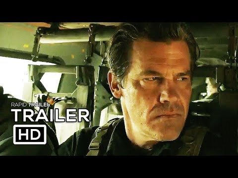 SICARIO 2: SOLDADO   2 2018 Josh Brolin, Benicio Del Toro Action Movie HD
