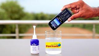 Mobile Phone VS Fevikwik | फ़ोन को फेवीक्विक में डाल दें तो क्या होगा ? Unexpected Results