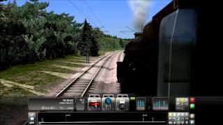 Railworks 3 / PC / Steam Train Run / Part 1!