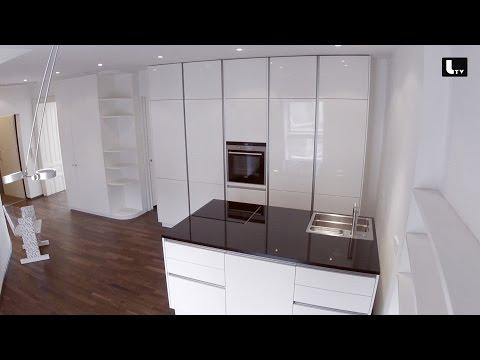 Luxus Dachgeschosswohnung im Zentrum von Wien :: LIFESTYLE TV