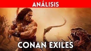 ANÁLISIS Conan Exiles PS4 Xbox One y PC: Gameplay en español
