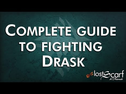 Complete Guide to Fighting Drask - Dauntless Open Beta