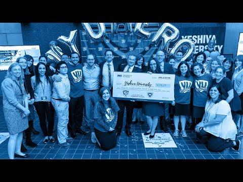 Yeshiva University's 2018 Giving Day