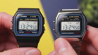 Casio F91W vs A158W | Which Cheap Casio Watch To Buy?