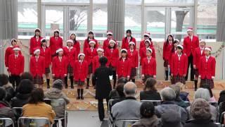クリスマスチャリティーコンサート とりぎん文化会館②