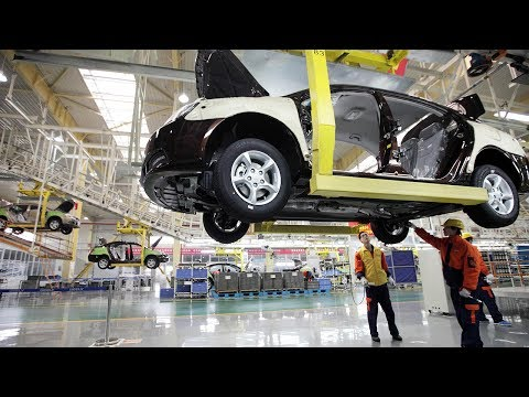 Chinese Domestic Car Brands Are Catching Up