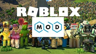 Roblox Mod | My first ever upload | ROBO7