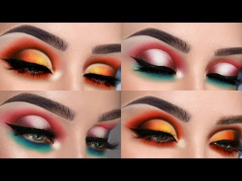 Hooded Eyes Makeup - 2 Techniques to make Hooded Eyes POP!
