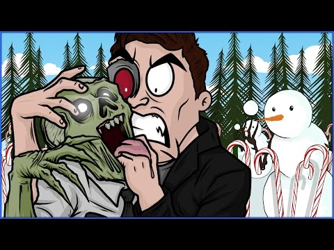 COD Zombies Funny Moments - Saving Christmas, One In The Chamber & The Snowman Gun!