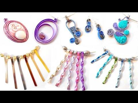 fabriquer des bijoux en fil alu plat
