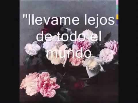 New Order - Leave Me Alone (Sub Español)