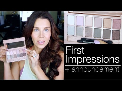 MAYBELLINE Blushed NUDES | First Impressions
