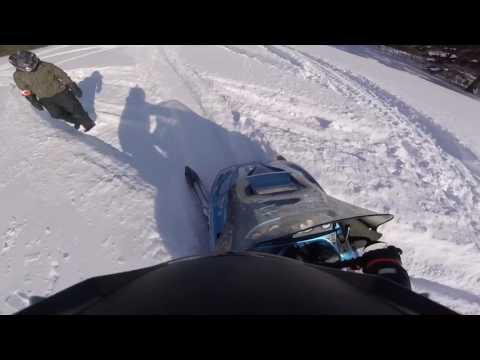 Ski-Doo Épisode 11 : la randonné des vieux pot St-Néré