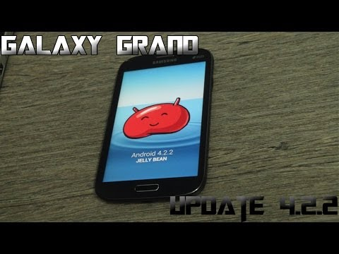 How To Update Galaxy Grand To Android 4.2.2 Jelly Bean