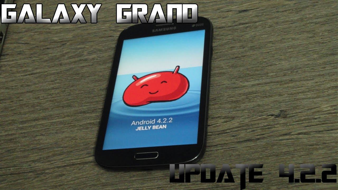 samsung galaxy grand quattro update android 4.2.2